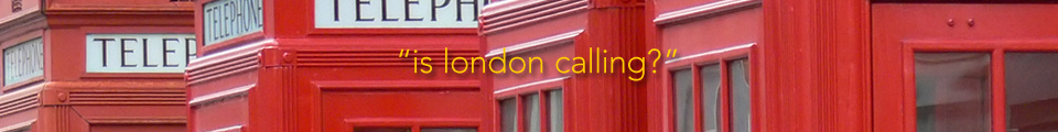 is london calling