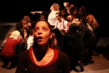 Brit School production, Jan 2012